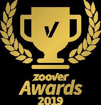 Winnaar van 2 Zoover Awards 2019